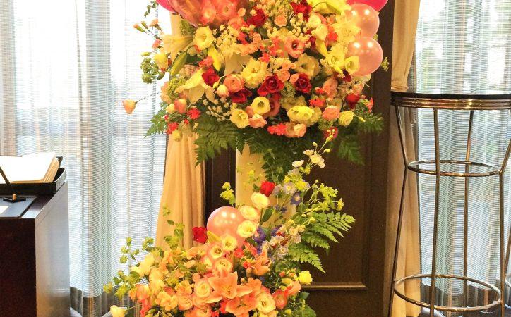 【結婚式】バルーンスタンド